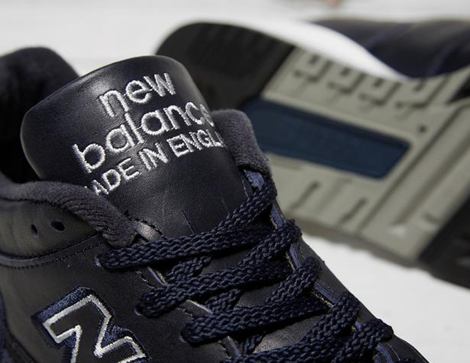 NEW BALANCE 1500 NAVY LEATHER The Drop Date