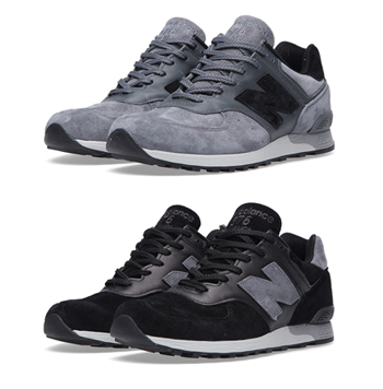 new balance 576 m576plg m576plk black grey suede leather p