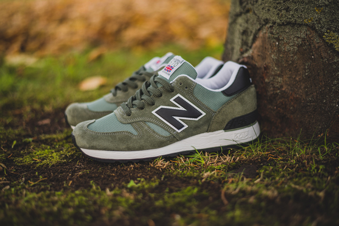 pretty nice 41f37 f1567 New Balance 670 Black and Olive Pack - The Drop Date