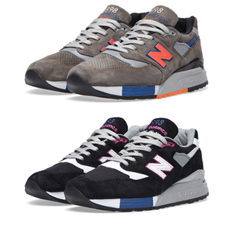 info for 20509 3cf90 NEW BALANCE M998DO & M998BK - AVAILABLE NOW - The Drop Date