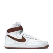 new york d4a11 43acf Nike Air Force 1 High Chocolate – Available Now