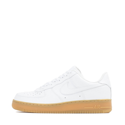 nike air force 1 low white and gum f