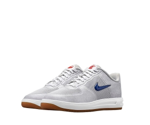 nike air force 1 lunar clot jewel swoosh Neutral Grey University Red Game Royal White 717303-064
