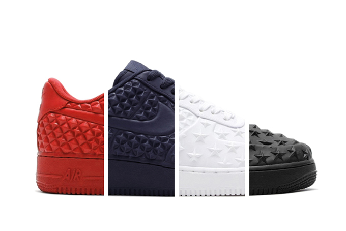 nike air force 1 stars