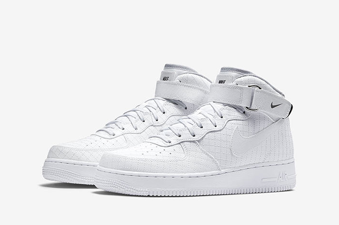 san francisco 57a42 9d779 Nike Air Force 1 Mid 07 LV8 Quilted Pack - The Drop Date