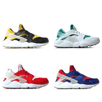 online store 6ecb0 06851 nike air huarache city pack london berlin paris milan 704830-610 704830-130  704830