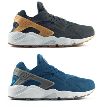 Air Huarache Blue Force Cool Grey