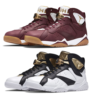 new style 7d2ba 34ee7 ... best price nike air jordan 7 vii cigar and champagne pack team red sail 725093  630