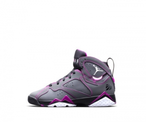 nike air jordan 7 wmns fuchsia force p