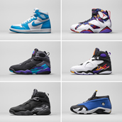 nike air jordan holiday 2015 collection f