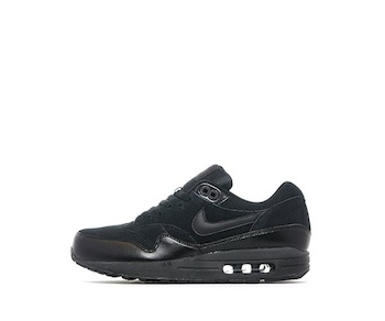 outlet store f8cda 33fad NIKE AIR MAX 1 ESSENTIAL - TRIPLE BLACK - AVAILABLE NOW