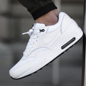 nike air max 1 essential white black f