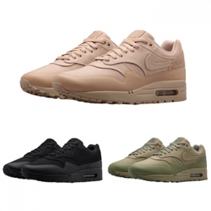 nike air max 1 patch vt sand green khaki black