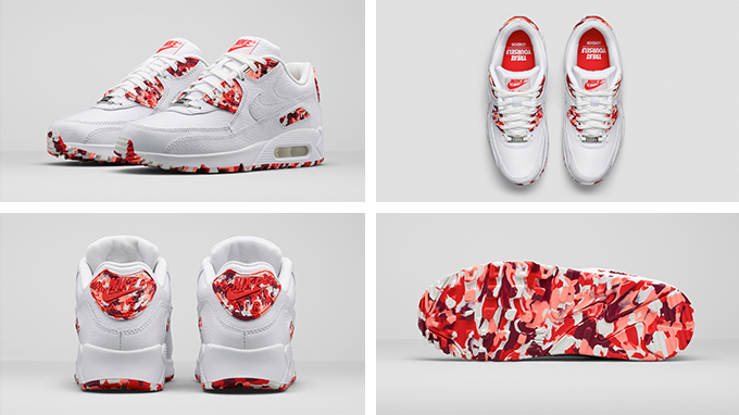premium selection 65f5d aa027 ... nike air max 90 sweet schemes city collection 2 ...