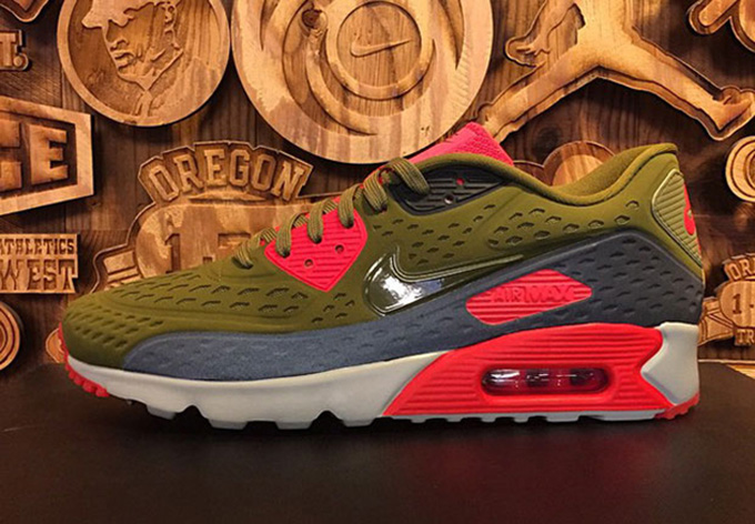 new arrivals 5021e 700b4 nike air max 90 ultra breathe ss15 releases infrared