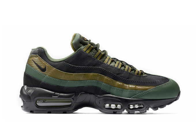 air max 95 green and grey