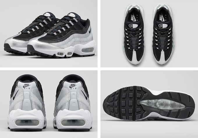 Nike Air Max 95 Platinum Pack The Drop Date
