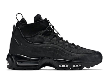 nike air max 95 sneakerboot winter black p