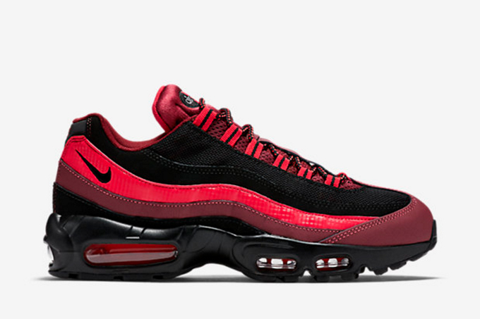 nike air max 95 team red the drop date