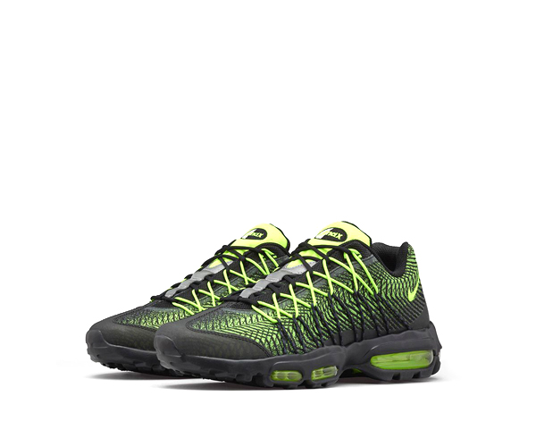 new release shop best sellers presenting NIKE AIR MAX 95 ULTRA JACQUARD - 16 JUL 2015