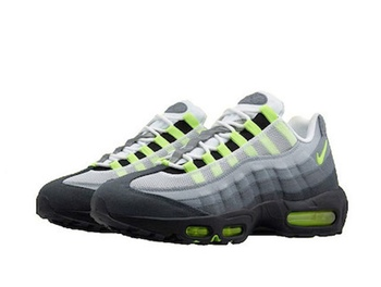 nike air max 95 v sp og patch white black neon anthracite 747137-170 p 3c947441c
