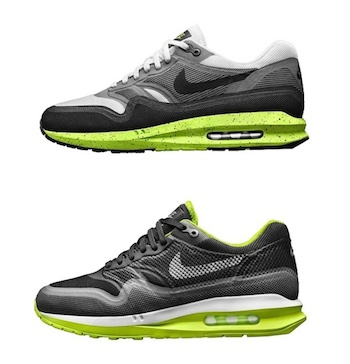 NIKE AIR MAX LUNAR1 VOLT EDITIONS AVAILABLE NOW
