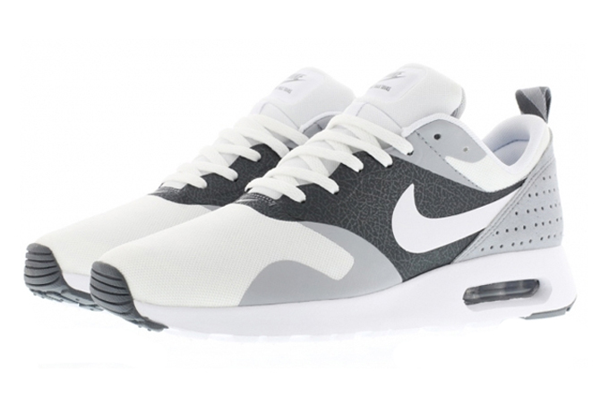 Nike Air Max Tavas Leather (Cool Grey) Sneaker Freaker