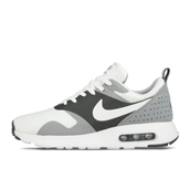 nike air max tavas white/cool grey/wolf grey f