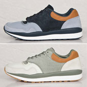 nike air safari deconstruct light brown pack f