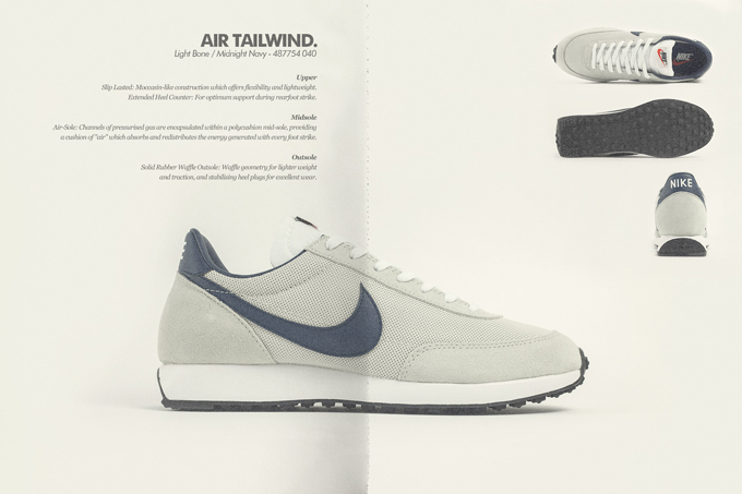 sports shoes 71ba6 2c053 NIKE AIR TAILWIND - SIZE? EXCLUSIVE - The Drop Date