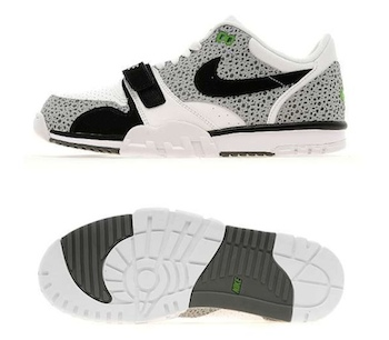 nike air trainer 1 low st safari copy