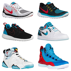 nike and jordan n7 collection f