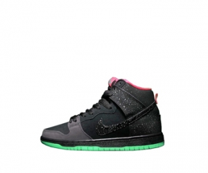 nike dunk hi sb northern lights premier yeezy blink pink green f