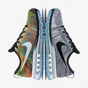 nike flyknit air max ss15 colourways