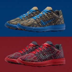 nike gyakusou lunaracer+ 3 red blue soc