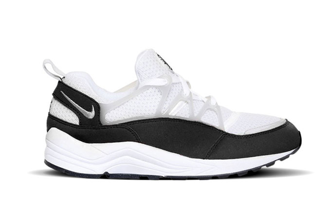 Nike Huarache Light Black And White