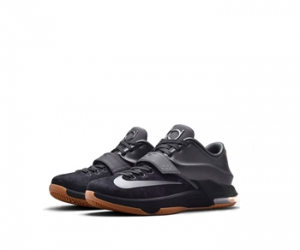 nike kd ext suede vii kd7 black gum not nice f