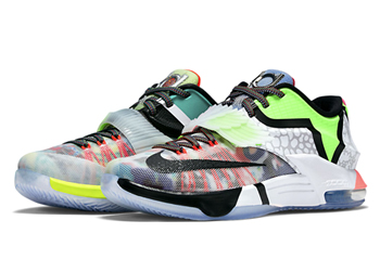 nike kevin durant kd7 what the p