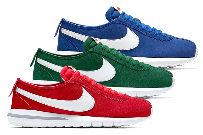 Nike Roshe Cortez Suede Pack - The Drop Date 201de5a226a0