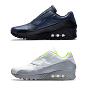 nikelab sacai air max 90 slip on f