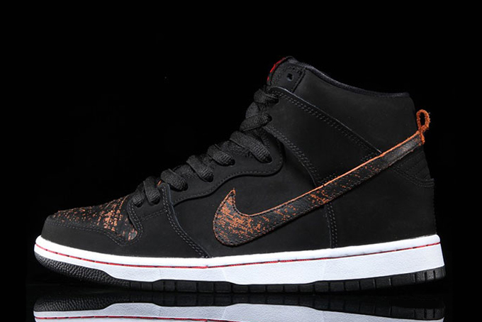 Nike SB Dunk High Distressed Leather - The Drop Date fd73a8e93a