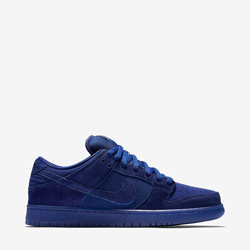 nike sb dunk low once in a blue moon f