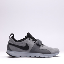 nike trainerendor leather cool grey f
