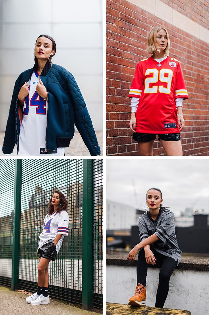 Nike UK x NFL Jerseys Styled Up - The Drop Date 1cb9a4a9bb76