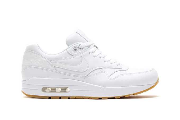 Air Max 1 All White