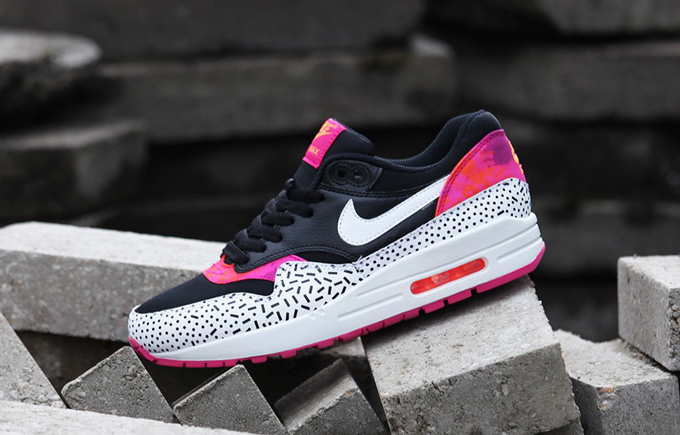 Nike Air Max 1 Print Wmns Pink Pow The Drop Date