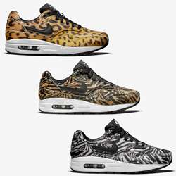 Take a Trip to the Zoo With the Nike Air Max 1 'Zoo Pack