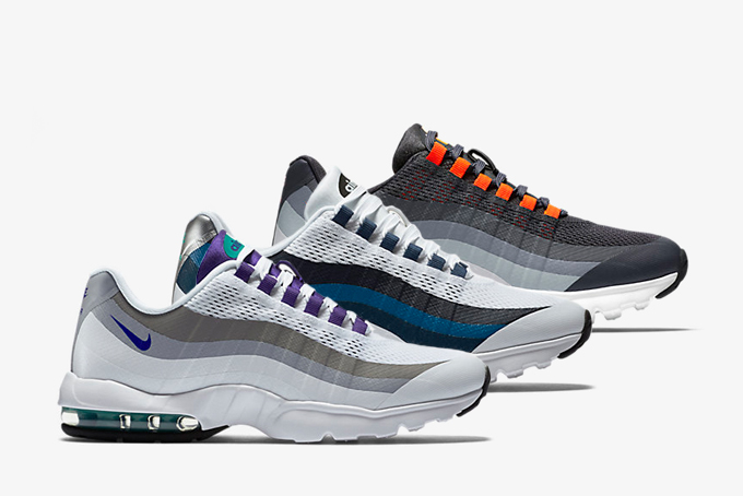 Nike WMNS Air Max 95 Ultra Pack The Drop Date