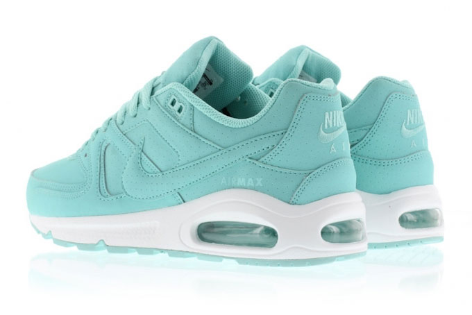 new style aa64d 2d68f nike wmns air max command premium island green back