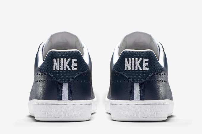 brand new e392a 5597f nike wmns tennis classic ultra french open pack navy back